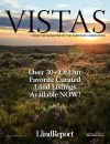 2018 Land Report Vistas Issue