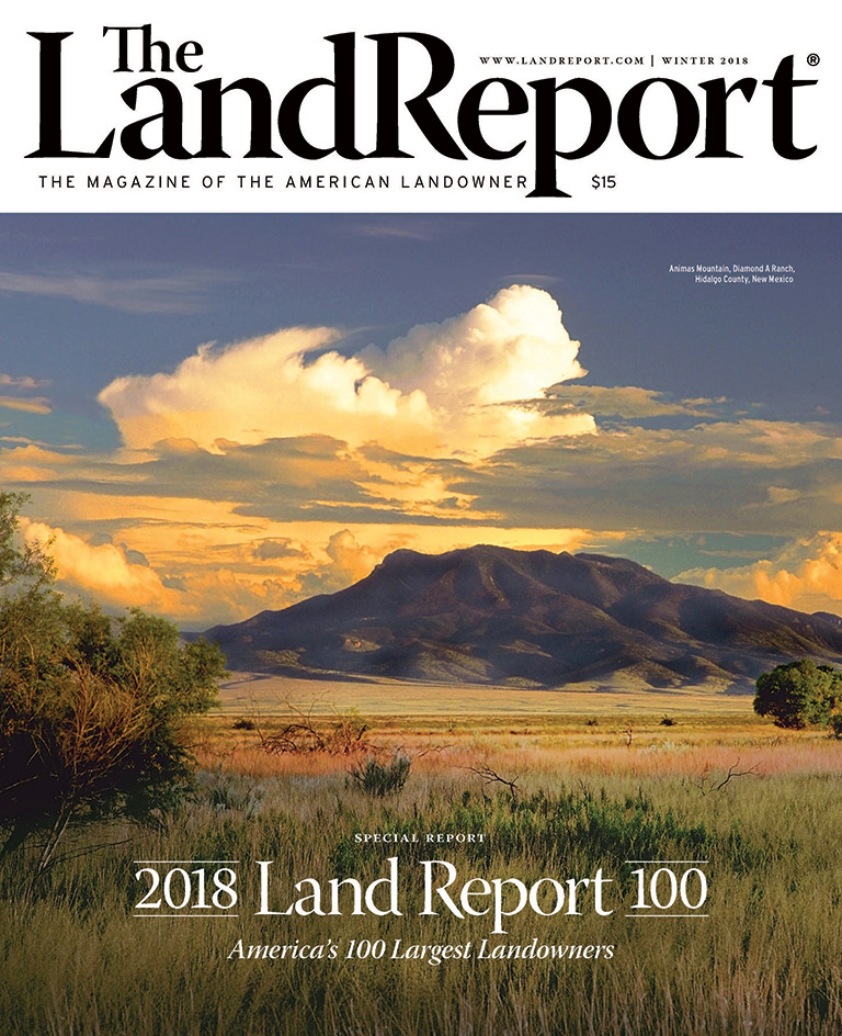 2018 Land Report 100 | The Land Report