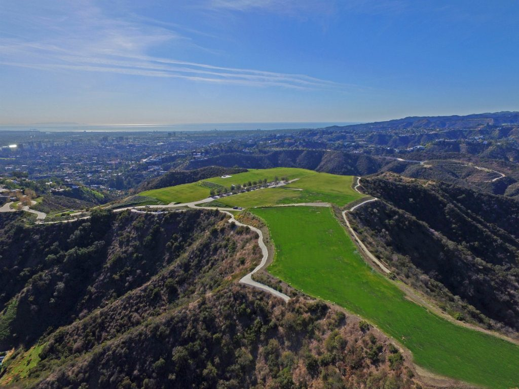 The highest point in the 90210 ZIP code eclipses all land listings nationwide and sets the bar for our TOP TEN. – The Editors 1. The Mountain of...