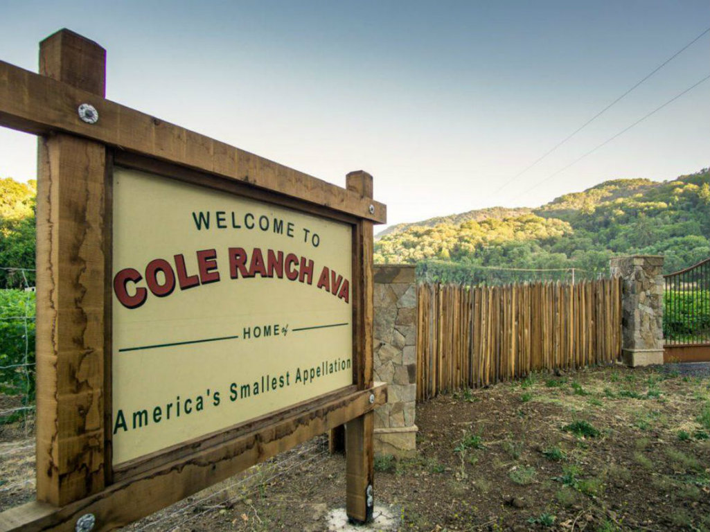 Cole Ranch Offers Rare Opportunity to Own An Entire American Viticultural