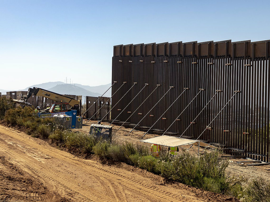 Departments of Justice and Defense Prepare to Condemn Private Lands for Border Wall